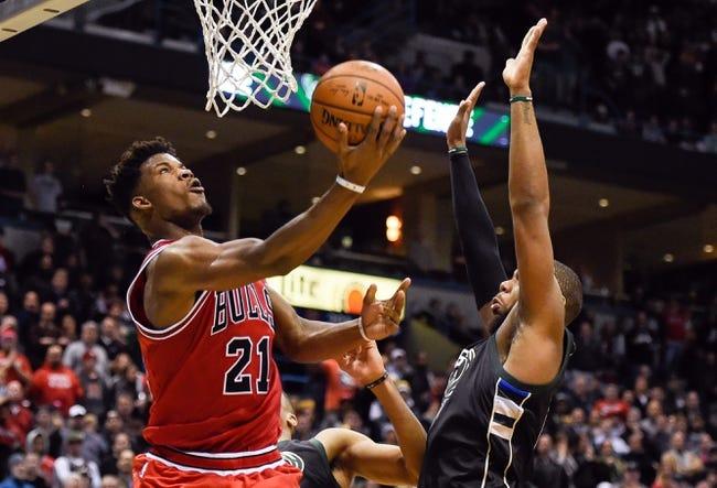 Milwaukee Bucks at Chicago Bulls  - 3/7/16 NBA Pick, Odds, and Prediction