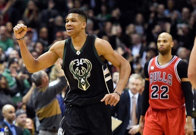Bulls vs. Bucks - 3/7/16 NBA Pick, Odds, and Prediction