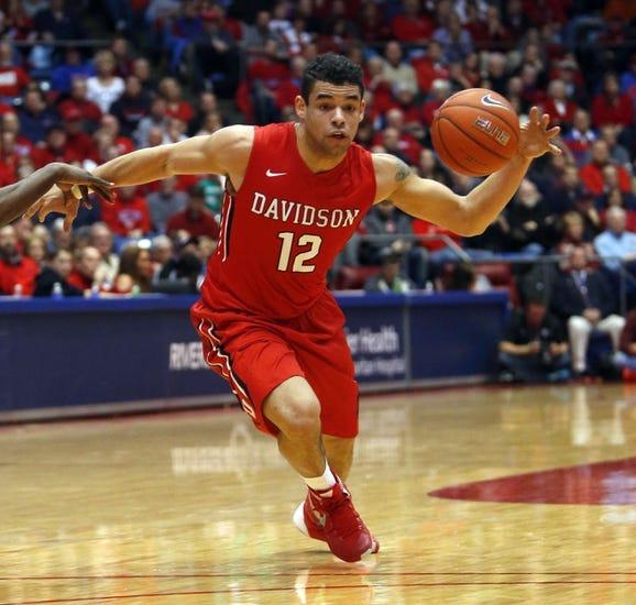 Davidson vs. Saint Joseph's - 2/20/16 College Basketball Pick, Odds, and Prediction