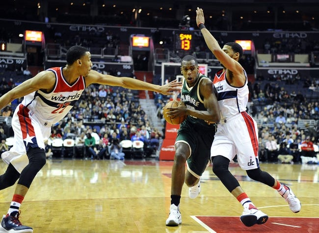 Bucks vs. Wizards - 2/11/16 NBA Pick, Odds, and Prediction