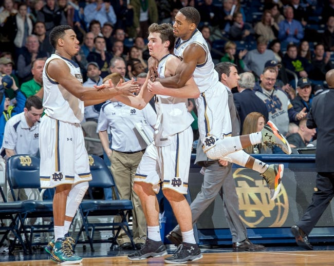 Notre Dame vs. Boston College - 1/23/16 College Basketball Pick, Odds, and Prediction