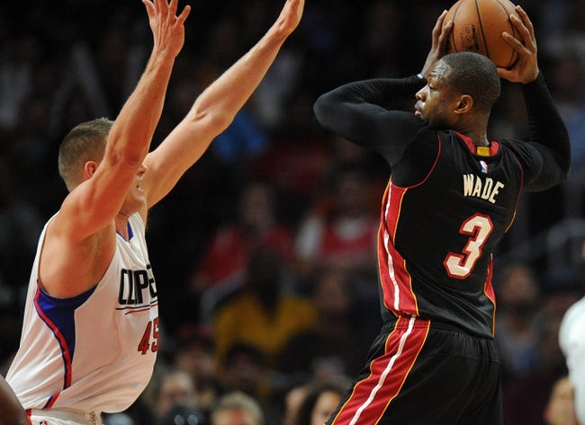 Los Angeles Clippers at Miami Heat  - 2/7/16 NBA Pick, Odds, and Prediction