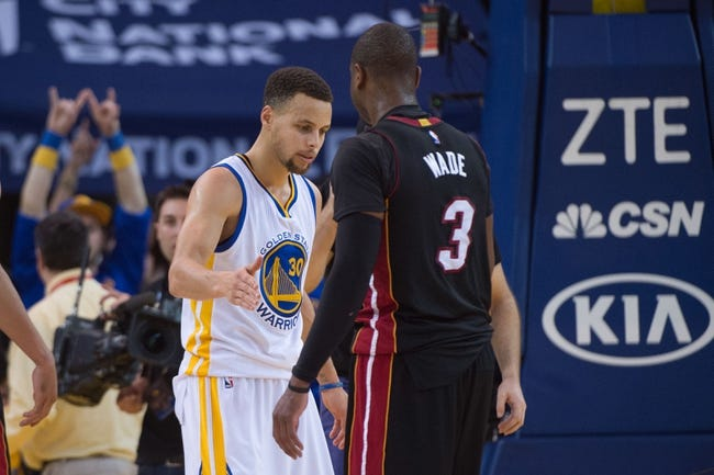 Heat vs. Warriors - 2/24/16 NBA Pick, Odds, and Prediction