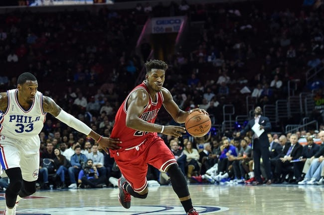 76ers at Bulls - 4/13/16 NBA Pick, Odds, and Prediction