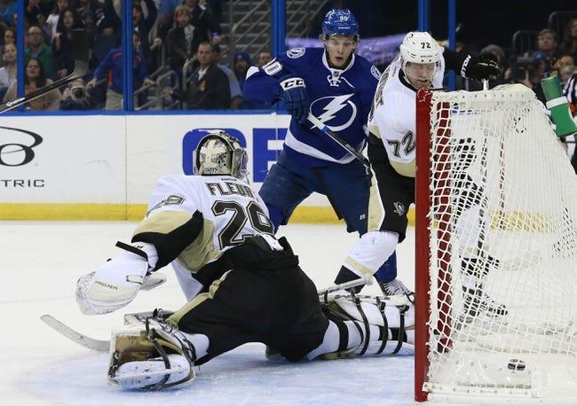 Lightning vs. Penguins - 2/5/16 NHL Pick, Odds, and Prediction