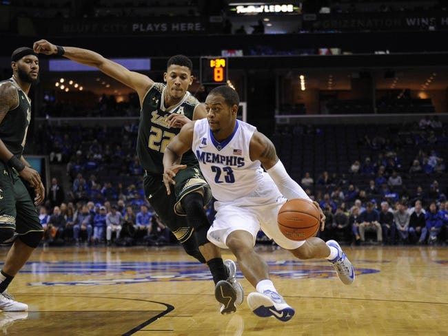 South Florida Bulls vs. Memphis Tigers - 2/20/16 College Basketball Pick, Odds, and Prediction