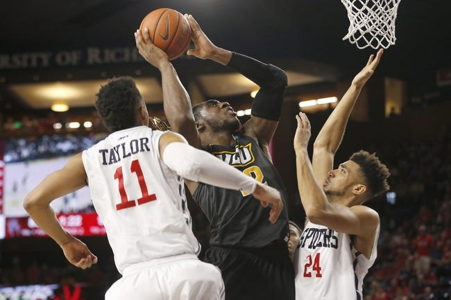 VCU vs. Richmond - 2/19/16 College Basketball Pick, Odds, and Prediction