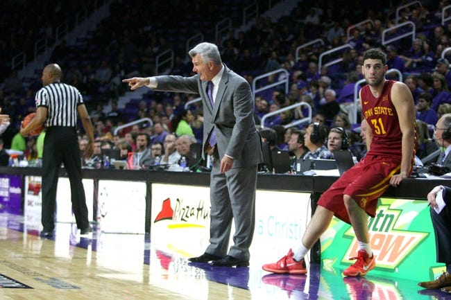 Iowa State vs. Kansas State - 2/27/16 College Basketball Pick, Odds, and Prediction