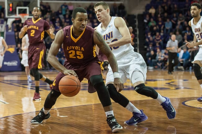 Northern Iowa vs. Loyola-Chicago - 1/7/18 College Basketball Pick, Odds, and Prediction
