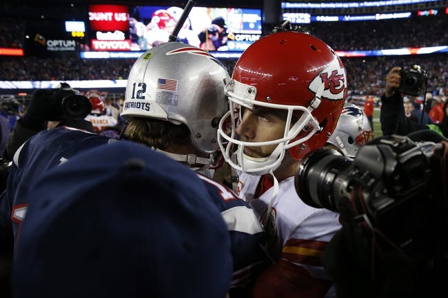 New England Patriots vs. Kansas City Chiefs - 9/7/17 NFL Pick, Odds, and Prediction