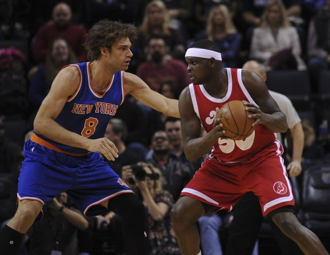 Knicks vs. Grizzlies - 2/5/16 NBA Pick, Odds, and Prediction