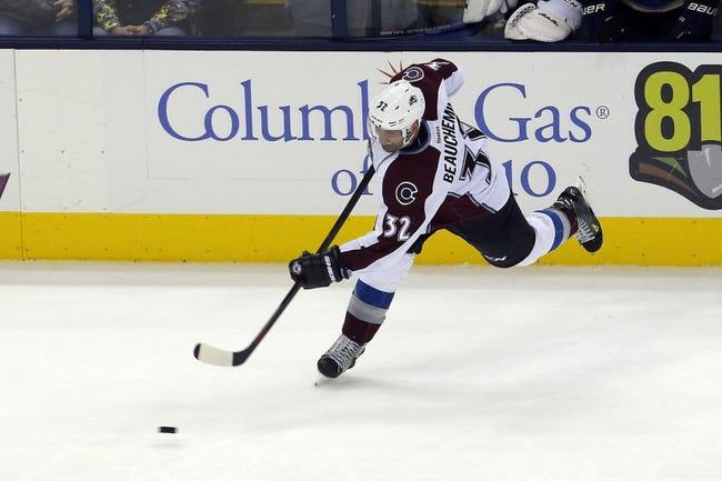 Columbus Blue Jackets vs. Colorado Avalanche - 11/21/16 NHL Pick, Odds, and Prediction