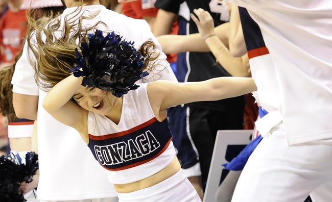 St. Mary's vs. Gonzaga - 1/21/16 College Basketball Pick, Odds, and Prediction