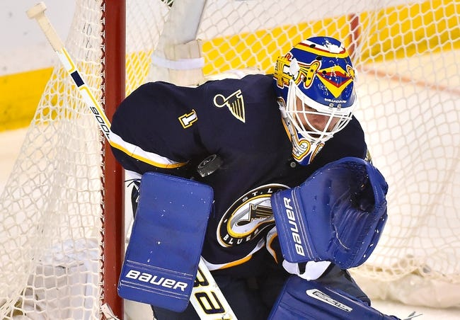 St. Louis Blues vs. Minnesota Wild - 2/6/16 NHL Pick, Odds, and Prediction
