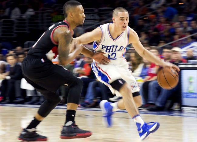 Portland Trail Blazers vs. Philadelphia 76ers - 3/26/16 NBA Pick, Odds, and Prediction