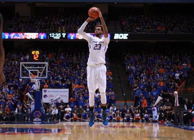 Boise State vs. San Jose State - 1/20/16 College Basketball Pick, Odds, and Prediction