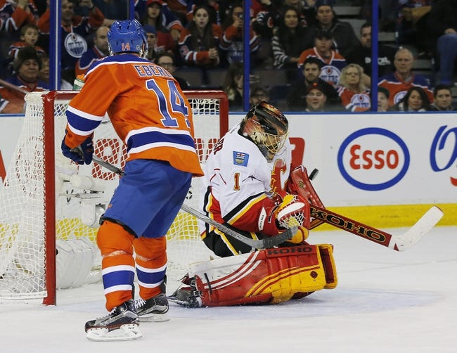 Oilers vs. Flames - 4/2/16 NHL Pick, Odds, and Prediction