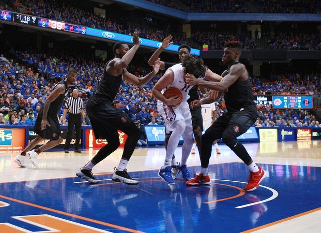 San Diego State vs. Boise State - 2/27/16 College Basketball Pick, Odds, and Prediction