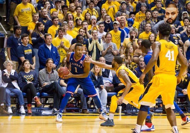 Kansas vs. West Virginia - 2/9/16 College Basketball Pick, Odds, and Prediction