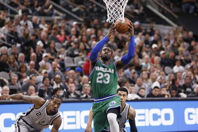 Spurs at Mavericks - 2/5/16 NBA Pick, Odds, and Prediction