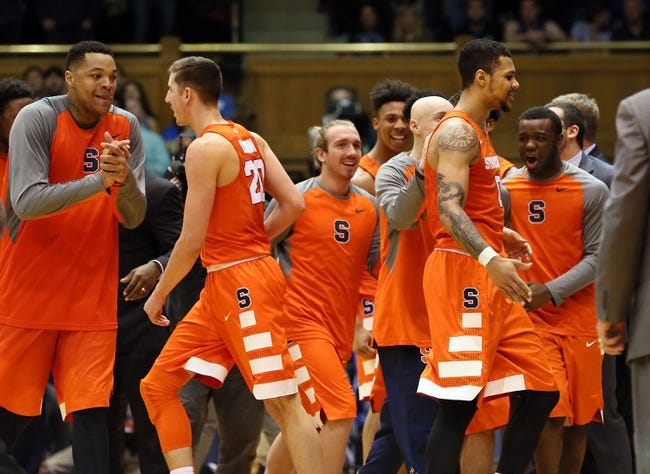 Syracuse vs. Notre Dame - 1/28/16 College Basketball Pick, Odds, and Prediction