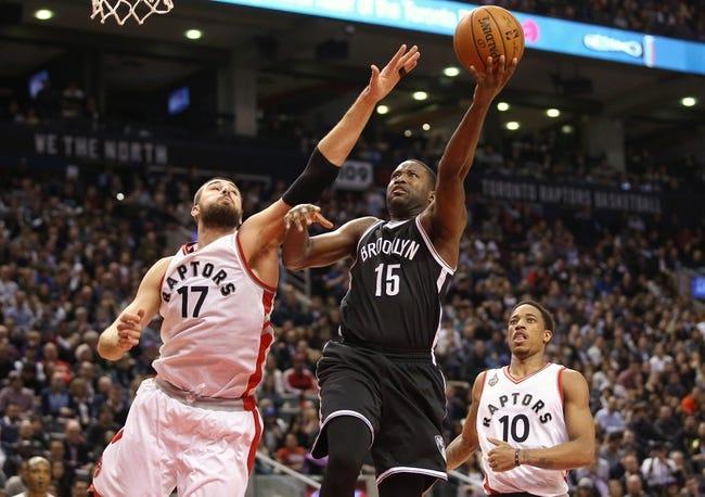 Raptors vs. Nets - 3/8/16 NBA Pick, Odds, and Prediction