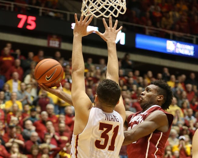Oklahoma vs. Iowa State  - 3/10/16 College Basketball Pick, Odds, and Prediction