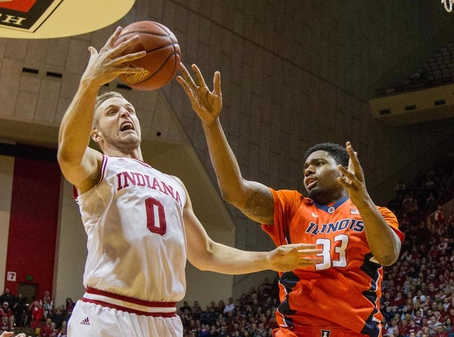 Illinois vs. Indiana - 2/25/16 College Basketball Pick, Odds, and Prediction