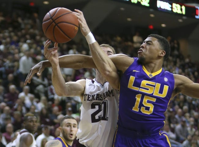 LSU vs. Texas A&M - 2/13/16 College Basketball Pick, Odds, and Prediction