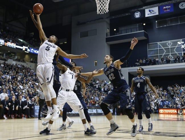 Xavier vs. Seton Hall - 1/23/16 College Basketball Pick, Odds, and Prediction