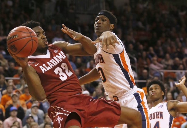 Alabama vs. Tennessee - 1/26/16 College Basketball Pick, Odds, and Prediction