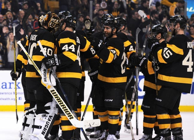 Boston Bruins vs. Toronto Maple Leafs - 2/2/16 NHL Pick, Odds, and Prediction