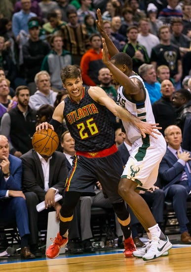 Milwaukee Bucks at Atlanta Hawks - 2/20/16 NBA Pick, Odds, and Prediction