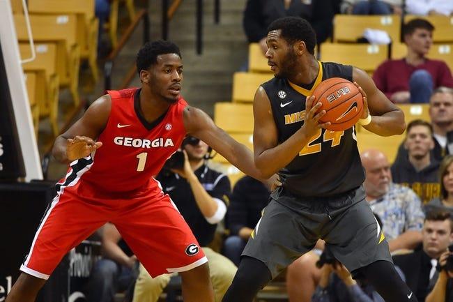 Georgia vs. Arkansas - 1/23/16 College Basketball Pick, Odds, and Prediction