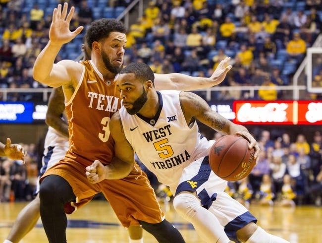 Texas vs. West Virginia - 2/16/16 College Basketball Pick, Odds, and Prediction
