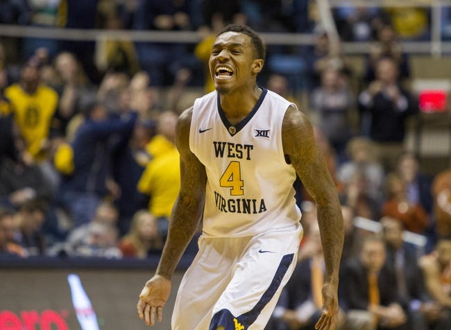 Texas Tech Red Raiders vs. West Virginia Mountaineers - 1/23/16 College Basketball Pick, Odds, and Prediction
