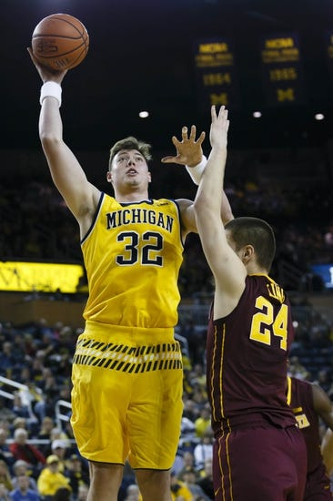 Minnesota Golden Gophers vs. Michigan Wolverines - 2/10/16 College Basketball Pick, Odds, and Prediction