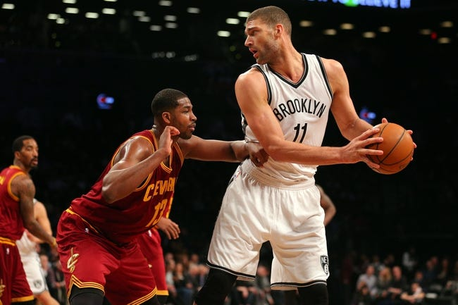 Brooklyn Nets vs. Cleveland Cavaliers - 3/24/16 NBA Pick, Odds, and Prediction