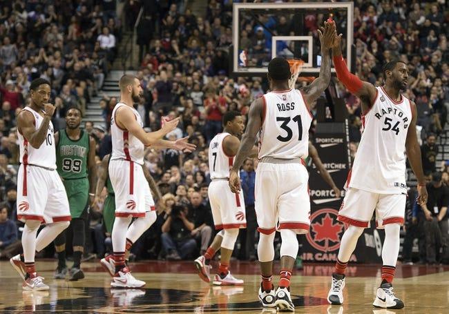 Raptors vs. Celtics - 3/18/16 NBA Pick, Odds, and Prediction