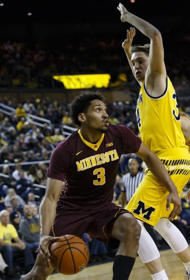 Minnesota Golden Gophers vs. Purdue Boilermakers - 1/27/16 College Basketball Pick, Odds, and Prediction