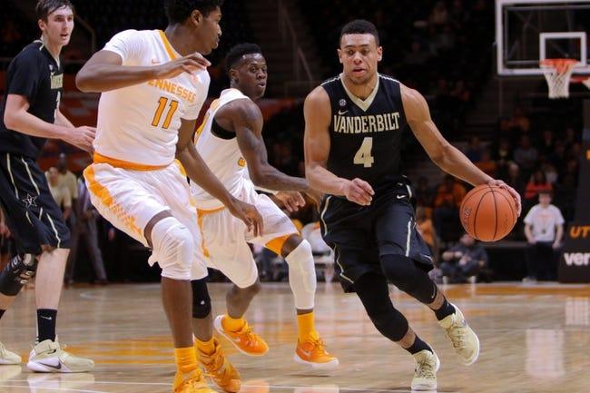 Vanderbilt vs. Georgia - 2/20/16 College Basketball Pick, Odds, and Prediction