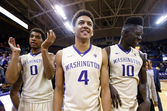 Washington Huskies vs. Utah Utes - 1/24/16 College Basketball Pick, Odds, and Prediction