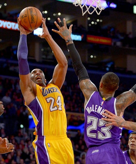 Los Angeles Lakers vs. Sacramento Kings - 3/15/16 NBA Pick, Odds, and Prediction