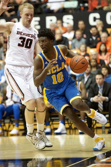 UCLA Bruins vs. Oregon State Beavers - 3/5/16 College Basketball Pick, Odds, and Prediction