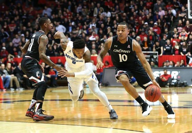 Cincinnati Bearcats vs. Tulane Green Wave - 1/24/16 College Basketball Pick, Odds, and Prediction
