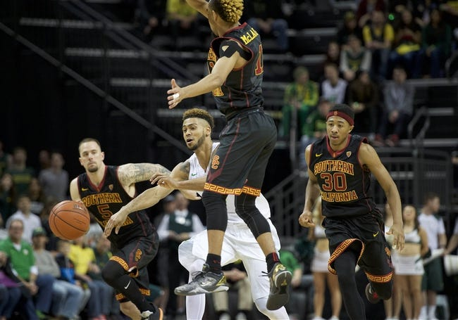 USC vs. Oregon - 3/5/16 College Basketball Pick, Odds, and Prediction