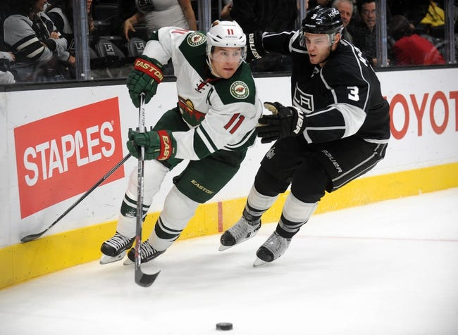 Wild vs. Kings - 3/22/16 NHL Pick, Odds, and Prediction