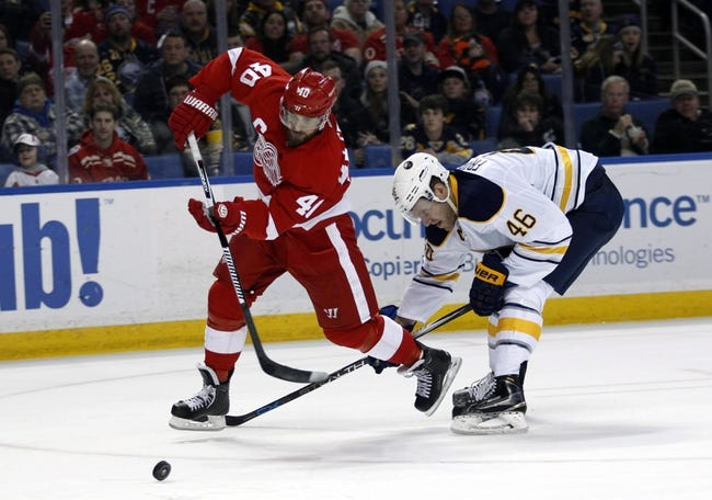 Detroit Red Wings vs. Buffalo Sabres - 3/28/16 NHL Pick, Odds, and Prediction
