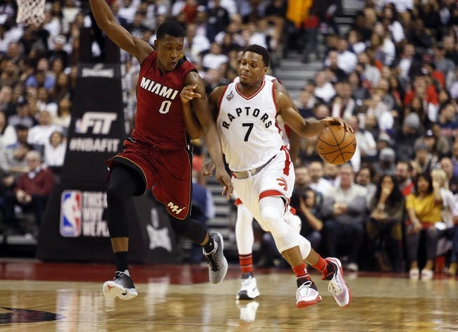Toronto Raptors vs. Miami Heat - 3/12/16 NBA Pick, Odds, and Prediction