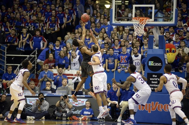 Texas vs. Kansas - 2/29/16 College Basketball Pick, Odds, and Prediction